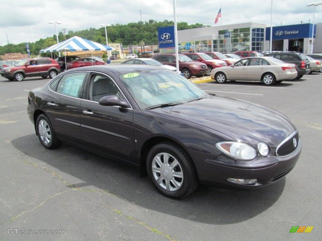 on 2007 Buick Lacrosse Cx White
