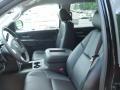 2012 Black Chevrolet Silverado 1500 LTZ Crew Cab 4x4  photo #11
