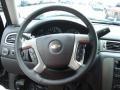 2012 Black Chevrolet Silverado 1500 LTZ Crew Cab 4x4  photo #17