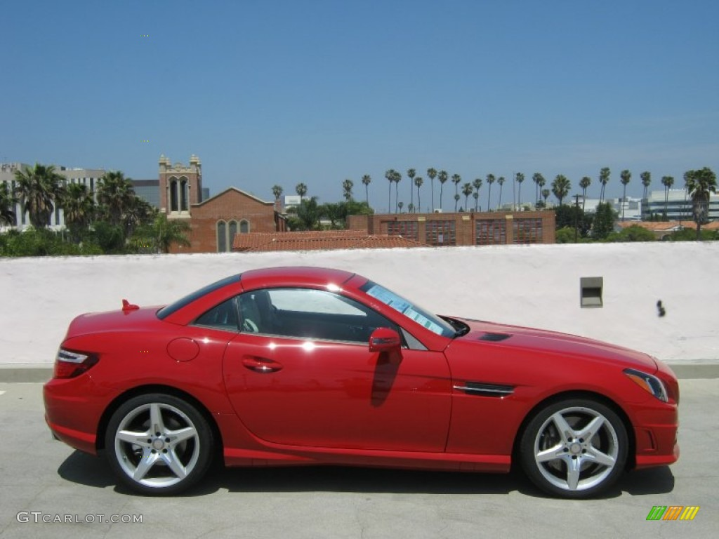 mars red 2012 mercedes benz slk 250 roadster exterior photo 65487541. Black Bedroom Furniture Sets. Home Design Ideas