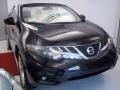 2011 Super Black Nissan Murano CrossCabriolet AWD  photo #1