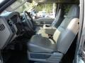 2010 Ford F250 Super Duty Medium Stone Interior Interior Photo