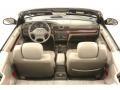 Sandstone Dashboard Photo for 2002 Chrysler Sebring #65496245
