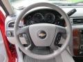 2007 Chevrolet Silverado 1500 Light Cashmere/Ebony Black Interior Steering Wheel Photo