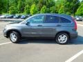 2011 Polished Metal Metallic Honda CR-V EX 4WD  photo #4