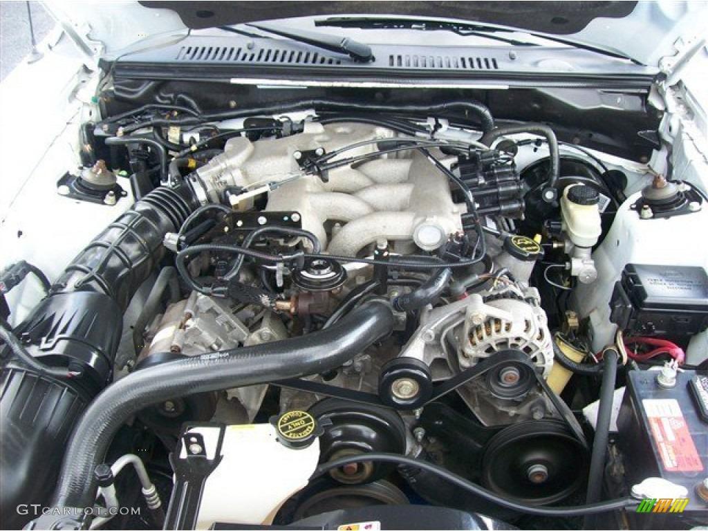 2004 ford mustang convertible 3 8 liter ohv 12 valve v6