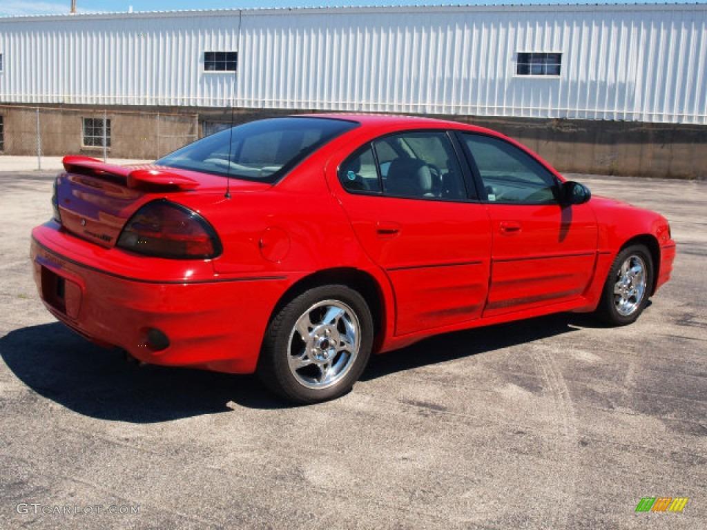 2004 Victory Red Pontiac Grand Am GT Sedan #65480867 Photo
