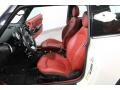 Lounge Redwood Red Leather Interior Photo for 2009 Mini Cooper #65513440