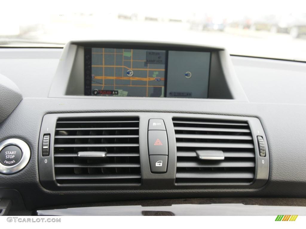 2012 bmw 1 series 135i convertible navigation photos. Black Bedroom Furniture Sets. Home Design Ideas