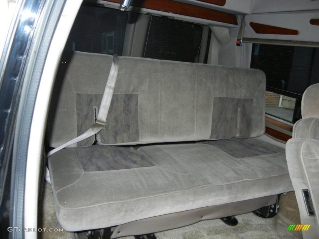 1999 Chevrolet Express 1500 Passenger Conversion Van Rear ...