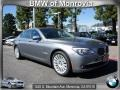 Space Grey Metallic 2012 BMW 7 Series Gallery