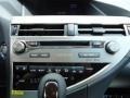 Saddle Tan/Espresso Birds Eye Maple Controls Photo for 2013 Lexus RX #65541939
