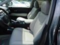 Light Gray/Ebony Birds Eye Maple Front Seat Photo for 2013 Lexus RX #65542158