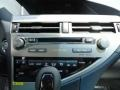 Light Gray/Ebony Birds Eye Maple Controls Photo for 2013 Lexus RX #65542209