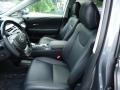 Black/Ebony Birds Eye Maple Front Seat Photo for 2013 Lexus RX #65542278