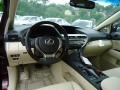 Parchment/Espresso Birds Eye Maple Dashboard Photo for 2013 Lexus RX #65542966