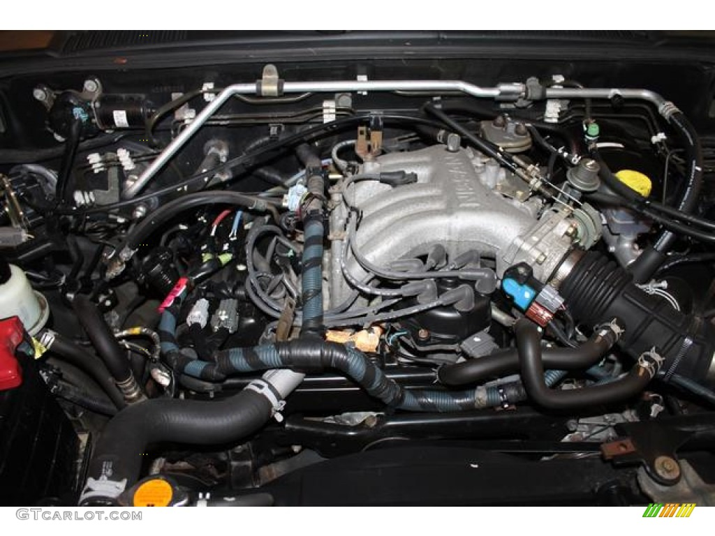 2004 nissan xterra xe 4x4 engine photos