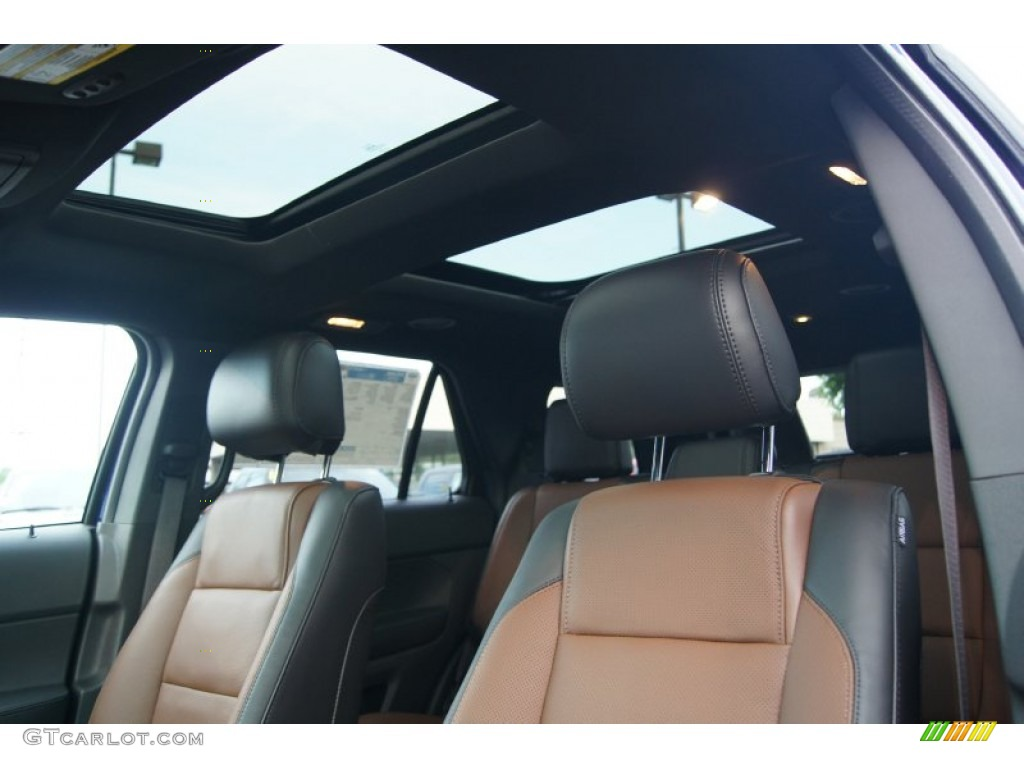 2013 Ford Explorer Limited 4WD Sunroof Photos