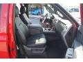 2012 Vermillion Red Ford F250 Super Duty Lariat Crew Cab 4x4  photo #12