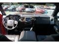 2012 Vermillion Red Ford F250 Super Duty Lariat Crew Cab 4x4  photo #23