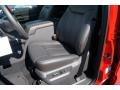 2012 Vermillion Red Ford F250 Super Duty Lariat Crew Cab 4x4  photo #26