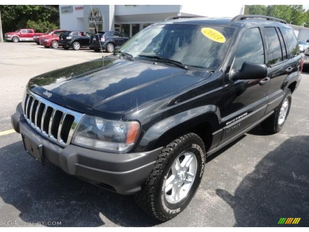 2003 brilliant black jeep grand cherokee laredo 4x4 65553902 gtcarlot com car color galleries gtcarlot com