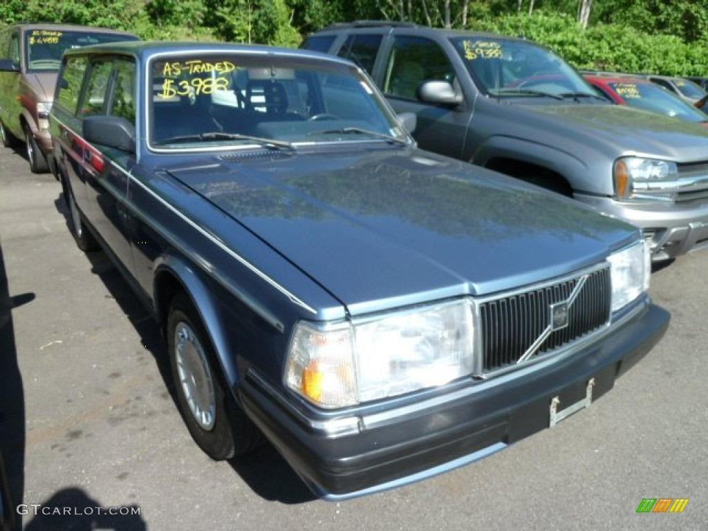 1987 dark blue metallic volvo 240 dl wagon 65553591 photo 10 car color galleries. Black Bedroom Furniture Sets. Home Design Ideas