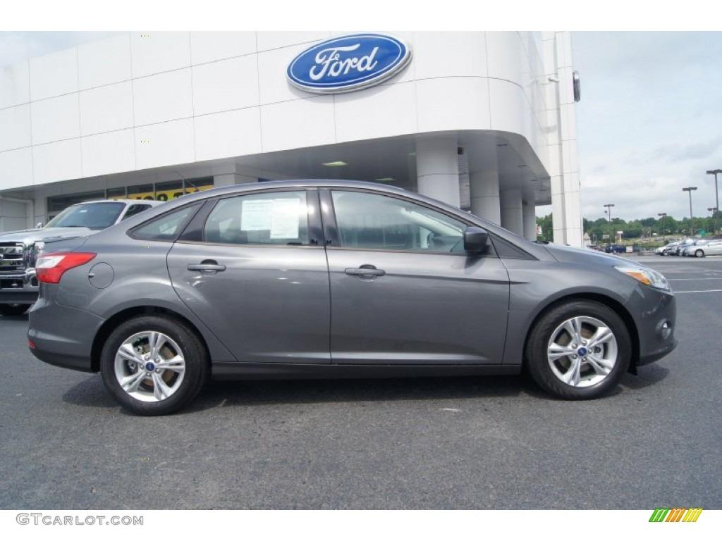 Sterling Grey Metallic...2009 Ford Focus Sel Specs