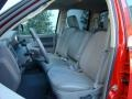 2008 Flame Red Dodge Ram 1500 Big Horn Edition Quad Cab  photo #8