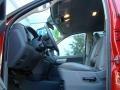 2008 Flame Red Dodge Ram 1500 Big Horn Edition Quad Cab  photo #9