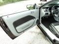 Charcoal Black/Dove Door Panel Photo for 2008 Ford Mustang #65580233