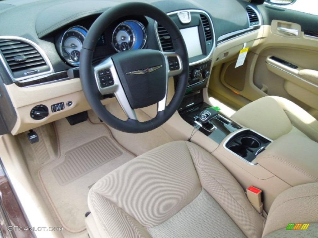 2013 Chrysler 300 Interior Colors