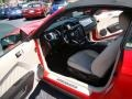 2011 Race Red Ford Mustang V6 Premium Convertible  photo #9