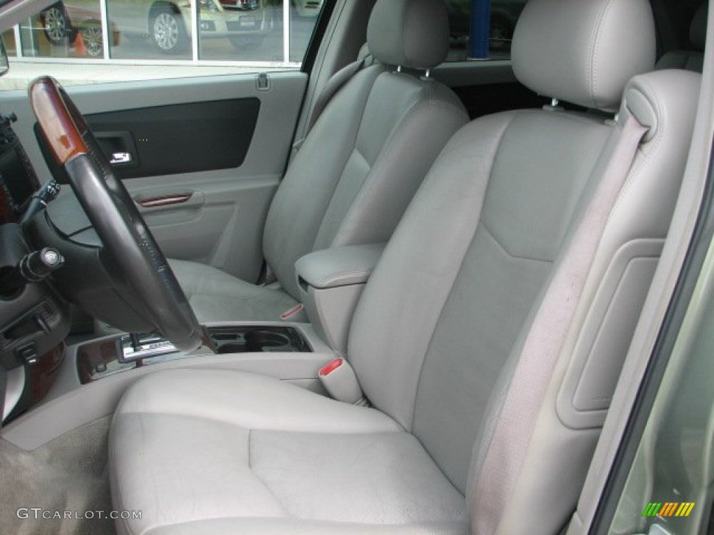 2005 Silver Green Cadillac Srx V6 65553663 Photo 8 Car Color Galleries