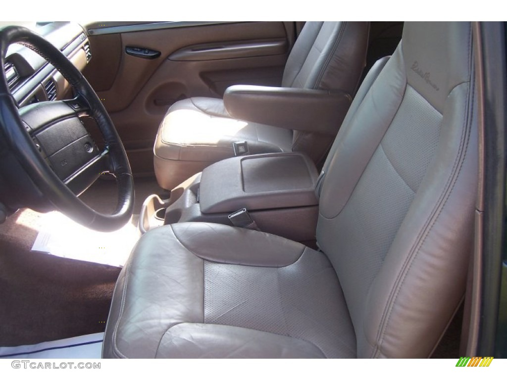 1995 Ford Bronco Eddie Bauer 4x4 Interior Photo 65614020