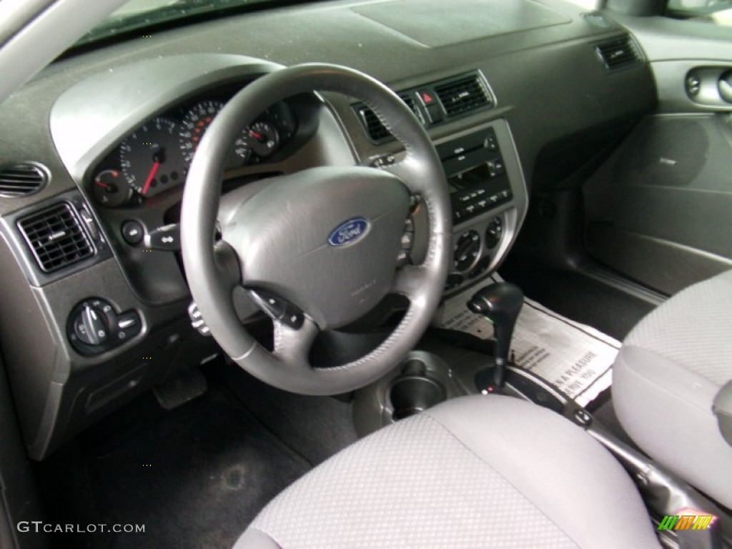 2005 Ford Focus Zx5 Ses Hatchback Interior Color Photos