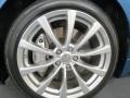 2010 Infiniti G 37 S Sport Coupe Wheel and Tire Photo
