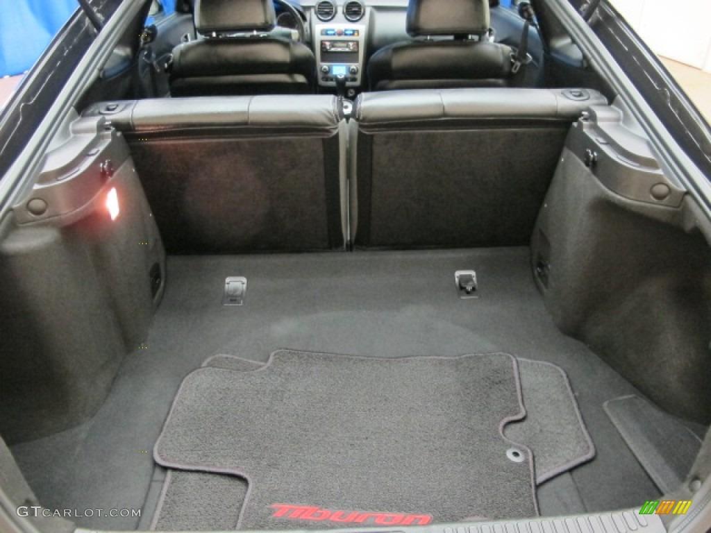 2008 Hyundai Tiburon GT Trunk Photo #65644633