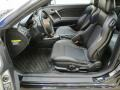 GT Black Leather/Black Sport Grip Interior Photo for 2008 Hyundai Tiburon #65644682