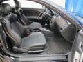 GT Black Leather/Black Sport Grip Interior Photo for 2008 Hyundai Tiburon #65644720