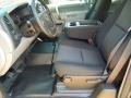 2012 Blue Granite Metallic Chevrolet Silverado 1500 LS Extended Cab  photo #8