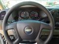 2012 Blue Granite Metallic Chevrolet Silverado 1500 LS Extended Cab  photo #13