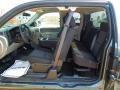 2012 Blue Granite Metallic Chevrolet Silverado 1500 LS Extended Cab  photo #15