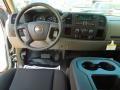 2012 Blue Granite Metallic Chevrolet Silverado 1500 LS Extended Cab  photo #17