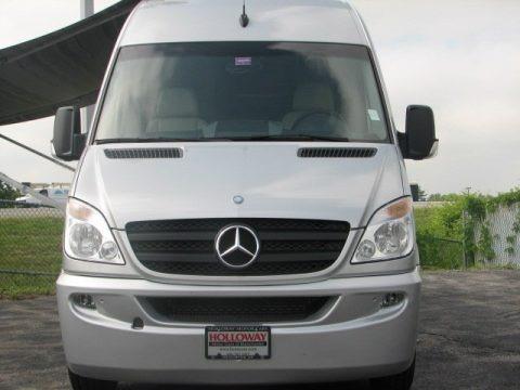 2011 mercedes benz sprinter 3500 high roof camper for Mercedes benz sprinter 3500 rv