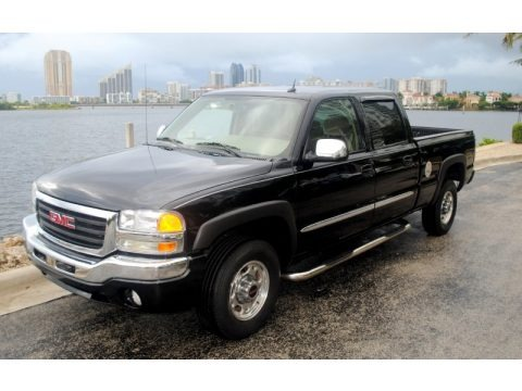 2005 gmc sierra 1500 sle crew cab data info and specs. Black Bedroom Furniture Sets. Home Design Ideas
