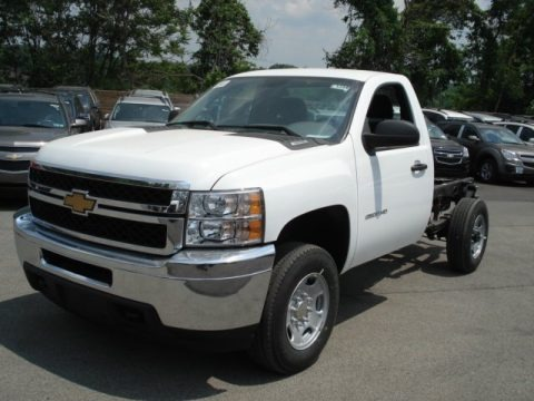 2012 chevrolet silverado 2500hd work truck regular cab 4x4 chassis data info and specs. Black Bedroom Furniture Sets. Home Design Ideas