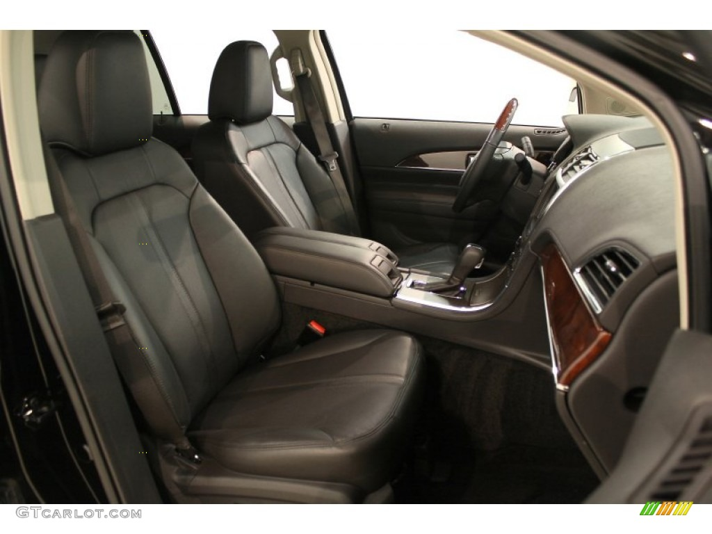charcoal black interior 2011 lincoln mkx fwd photo. Black Bedroom Furniture Sets. Home Design Ideas