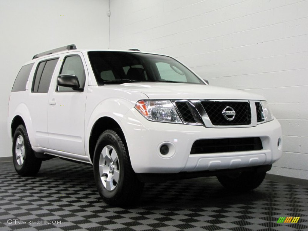 2009 avalanche white nissan pathfinder le 4x4 65681197 gtcarlot avalanche white nissan pathfinder vanachro Image collections