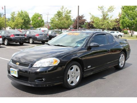 2006 chevrolet monte carlo ss specs. Black Bedroom Furniture Sets. Home Design Ideas